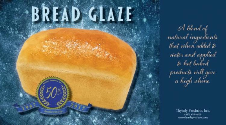 Thymly Bread Glaze