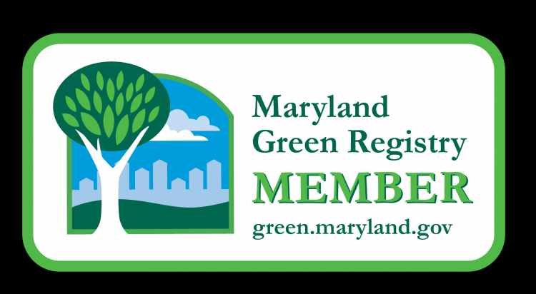 Maryland Green Registry Member Badge