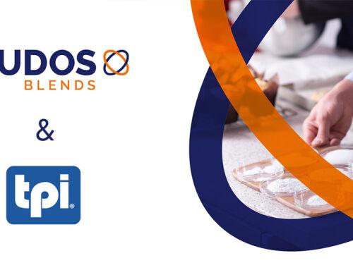 Kudos Blends Distribution Partnership